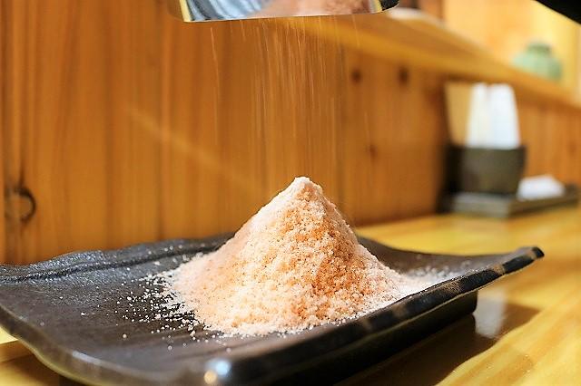博多ソルたこ 塩たこやき ピンク岩塩 美味しい